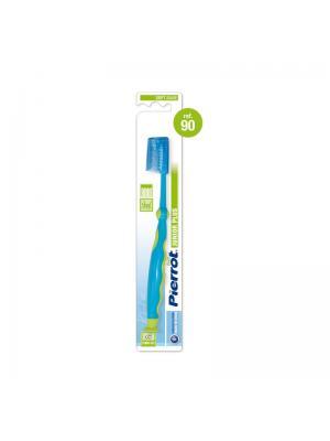 Pierrot Junior Plus мягкая зубная щётка для детей от 7 до 12 лет