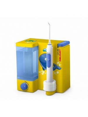 Ирригатор детский для полости рта Aquajet LD-A8 (пять сменных насадок)