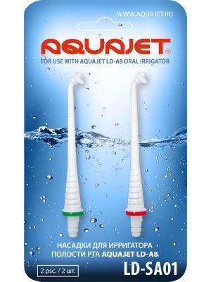 Aquajet LD-SA01 Стандартные насадки к ирригатору для LD-A8 (2шт)