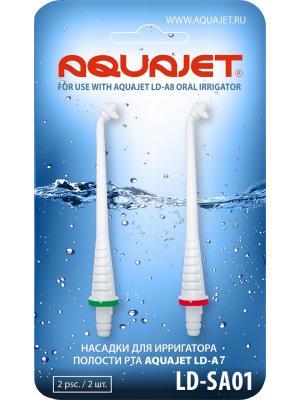 Aquajet LD-SA01 Стандартные насадки к ирригатору  для LD-A7 (2шт)