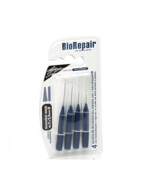BioRepair набор межзубных ёршиков разного диаметра 2-5.5 мм тёмно-синие