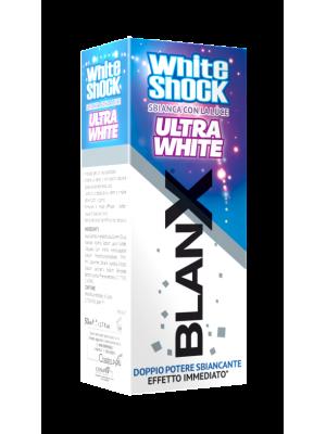 BlanX White Shock Ultra White отбеливающая зубная паста (50 мл)