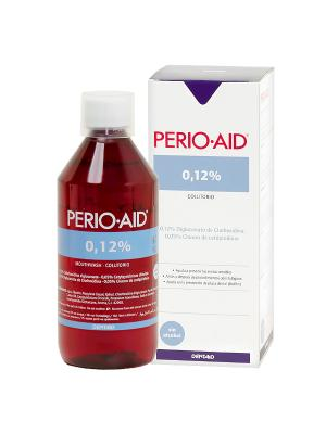Dentaid Perio Aid 0,12% Хлоргексидина Биглюконата бальзам для полости рта 500 мл
