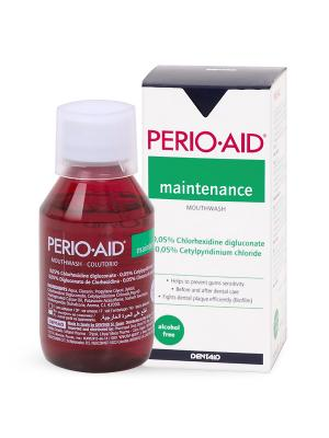 Dentaid Perio Aid Maintenance бальзам для полости рта 150 мл с хлоргексидином биглюконатом 0,05%