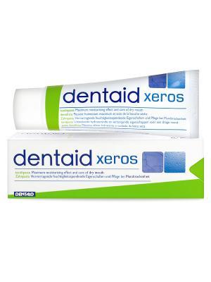 Dentaid Xeros зубная паста для устранения сухости во рту 75 мл