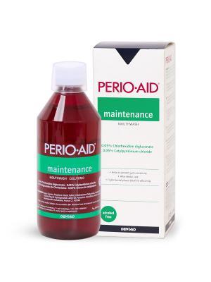 Dentaid Perio Aid Maintenance бальзам для полости рта 500 мл с хлоргексидином диглюконатом 0,05%
