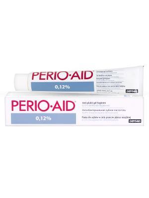 Dentaid Perio Aid зубная паста гель с хлоргексидином биглюконатом 0,12% 75 мл