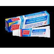 Fittydent super фиксирующий крем для супер фиксации съемных зубных протезов 40 г