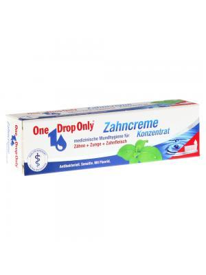 One Drop Only зубная паста с маслом чайного дерева концентрированная. 50 мл.