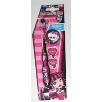 SmileGuard Monster High Toothbrush with cap детская зубная щётка от 8 лет.