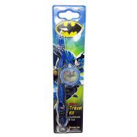 SmileGuard Batman Toothbrush with cap мягкая детская зубная щётка