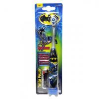 SmileGuard Batman Turbo Power детская зубная электрическая щётка от 3х лет.