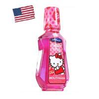 SmileGuard Hello Kitty Mouthwash детский бальзам ополаскиватель с 6 лет 237мл