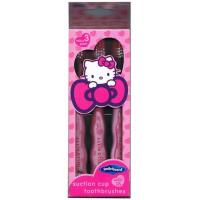 SmileGuard Hello Kitty Toothbrushes 3 Набор детских зубных щеток из 3 штук