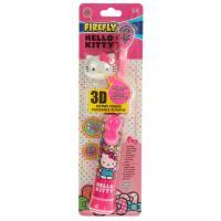 SmileGuard Hello Kitty детская электрическая зубная щетка на батарейке с 3D колпачком 3+