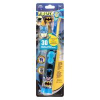 SmileGuard Batman Firefly зубная щетка на батарейке c 3D колпачком 3+