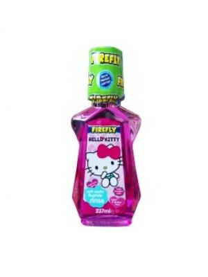 SmileGuard Hello Kitty Mouthwash детский ополаскиватель для полости рта с флюоридом 0,05% (237 мл)