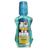 Smile Guard Spongebob Mouthwash Ополаскиватель полости рта с флюоридом (0,05%) со вкусом Bubble Gum с 6-ти лет